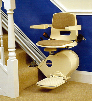 Brooks Lincoln stairlift installation Bury