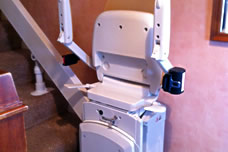 stairlift in Burnley